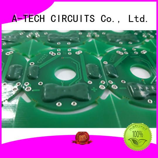 A-TECH hot-sale hasl pcb free delivery at discount