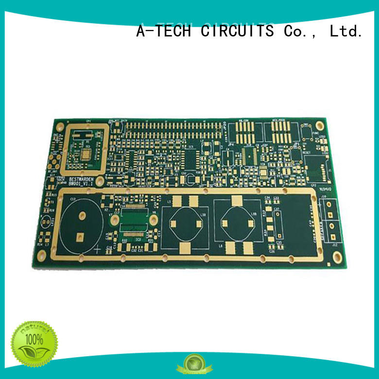 A-TECH rigid double-sided PCB double sided for wholesale