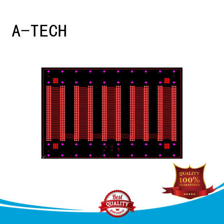 A-TECH free delivery blind vias pcb durable top supplier