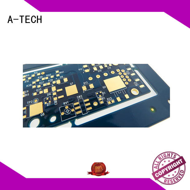 hot-sale pcb surface finish hard bulk production for wholesale