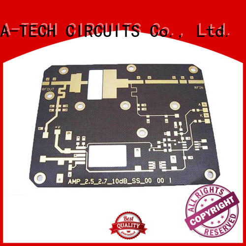 A-TECH rogers double-sided PCB multi-layer for wholesale
