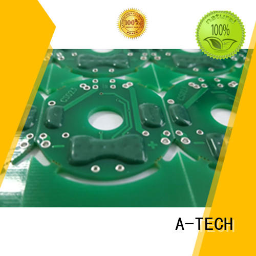 A-TECH highly-rated immersion gold pcb bulk production at discount