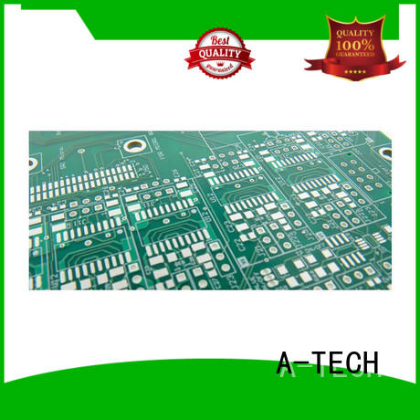 A-TECH high quality osp pcb finish hard for wholesale