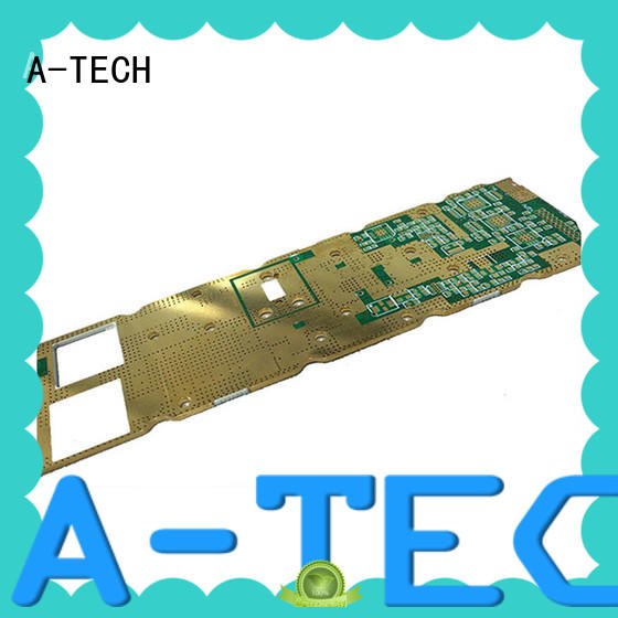 A-TECH flexible multilayer pcb top selling for led