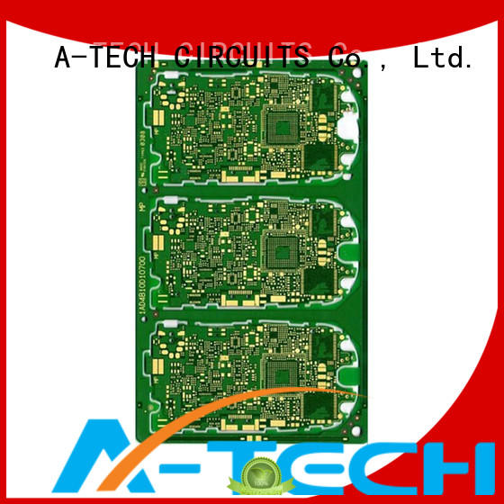A-TECH single sided flexible pcb custom made at discount