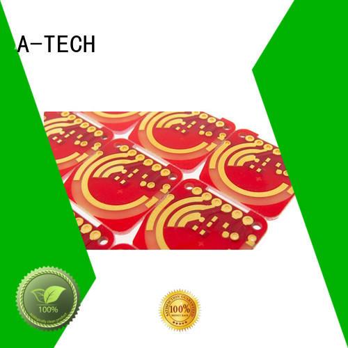 A-TECH hot-sale hasl pcb bulk production at discount