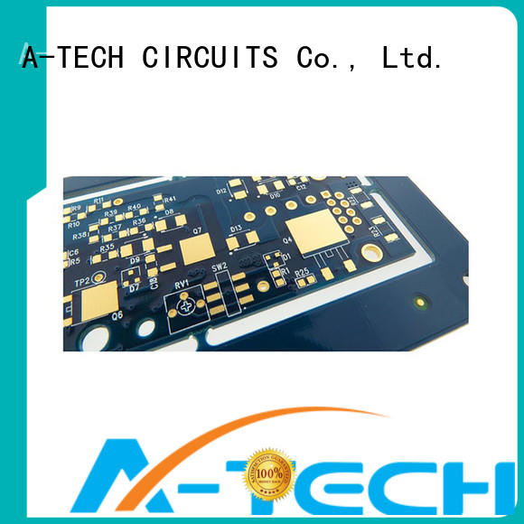 PCB with Immersion Gold (ENIG)