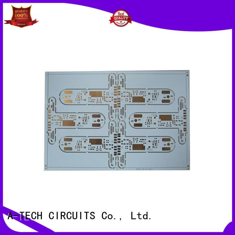 A-TECH microwave aluminium pcb for led