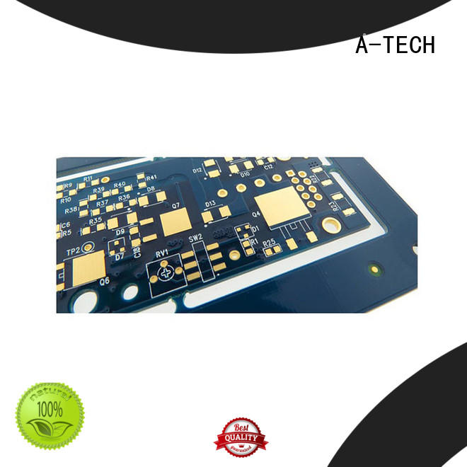 A-TECH high quality pcb surface finish cheapest factory price for wholesale