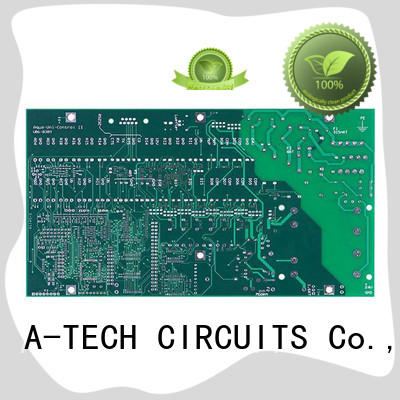 A-TECH rogers aluminum pcb double sided