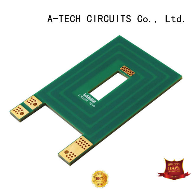 A-TECH buried edge plating pcb hot-sale for wholesale