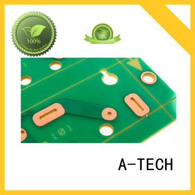 A-TECH leveling immersion silver pcb bulk production at discount