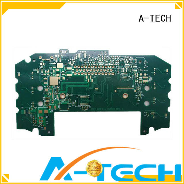 double-sided PCB rigid multi-layer
