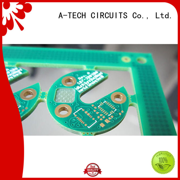 A-TECH control impedance control pcb durable for wholesale