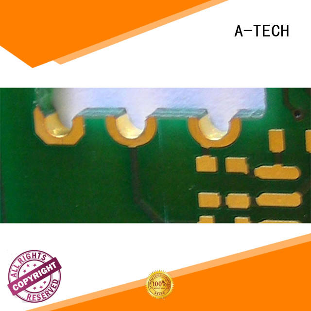 A-TECH blind via in pad pcb hot-sale top supplier