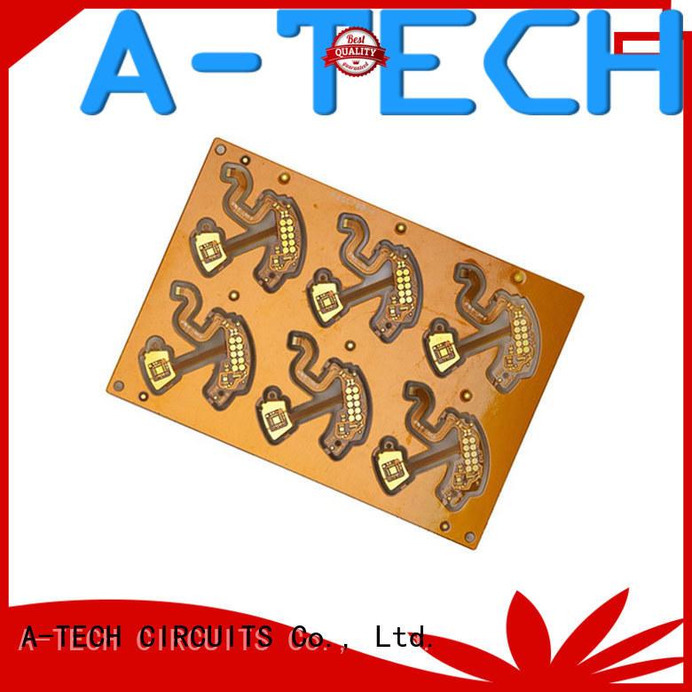A-TECH prototype microwave rf pcb