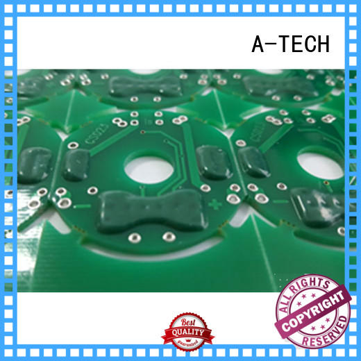 A-TECH high quality osp pcb finish silver at discount