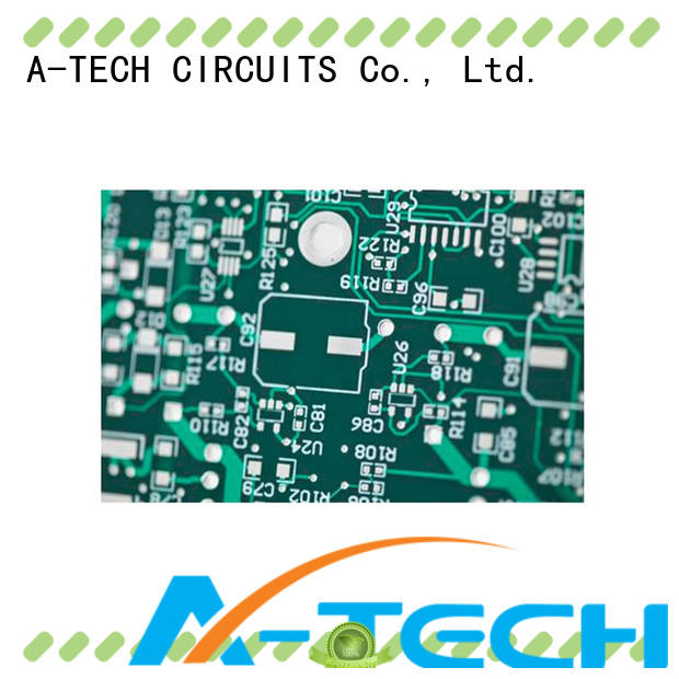 A-TECH high quality hasl pcb bulk production for wholesale