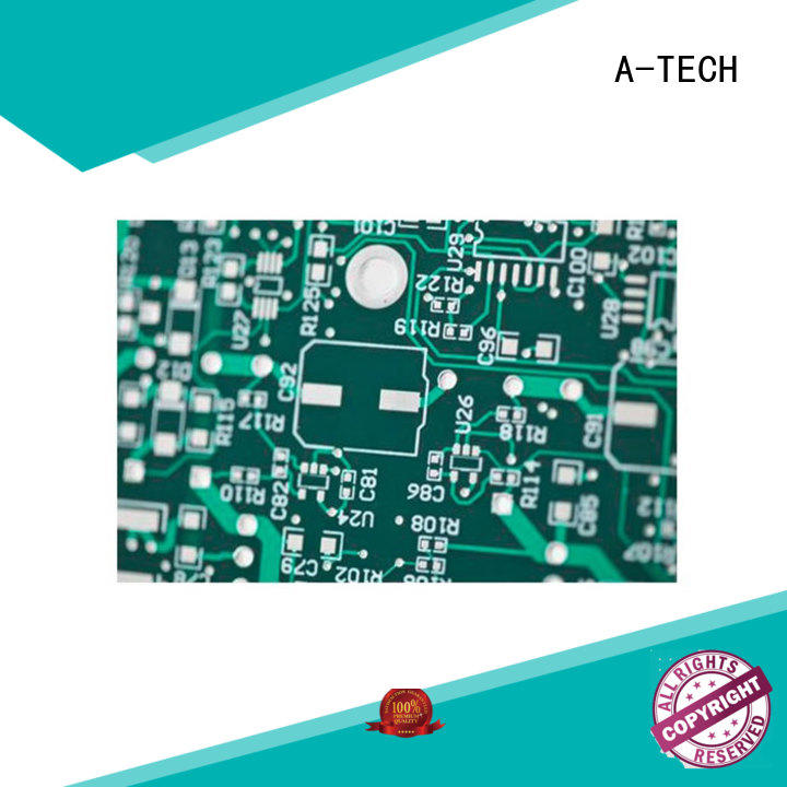 A-TECH carbon immersion gold pcb free delivery for wholesale