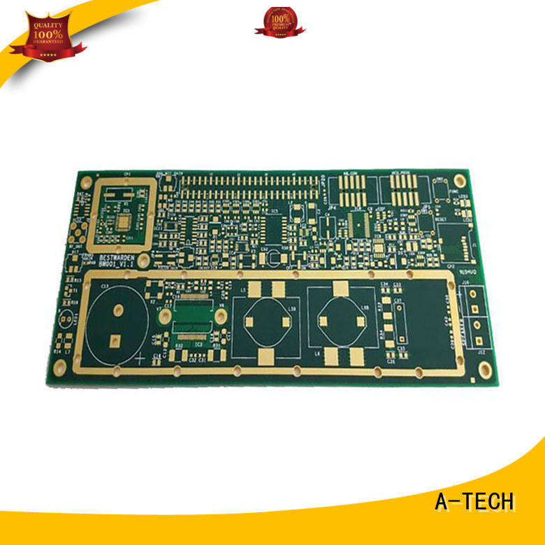 rigid rogers pcb single sided A-TECH