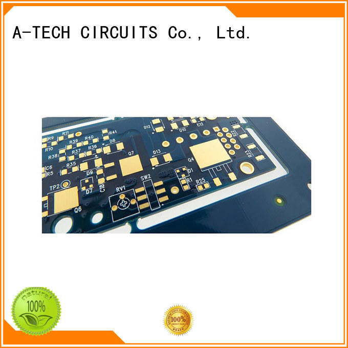 A-TECH gold plated immersion tin pcb cheapest factory price for wholesale