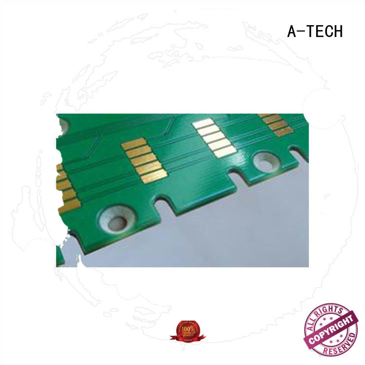 A-TECH blind pcb edge plating process heavy for sale