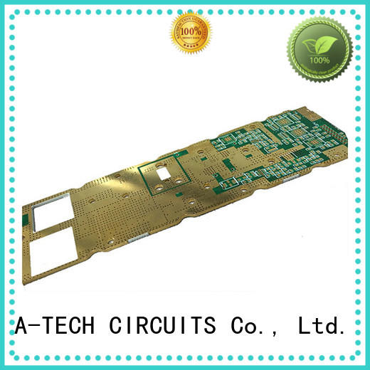 A-TECH flexible double-sided PCB at discount