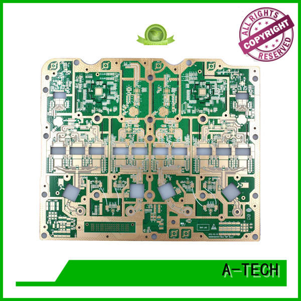 routing blind vias pcb counter sink hot-sale top supplier