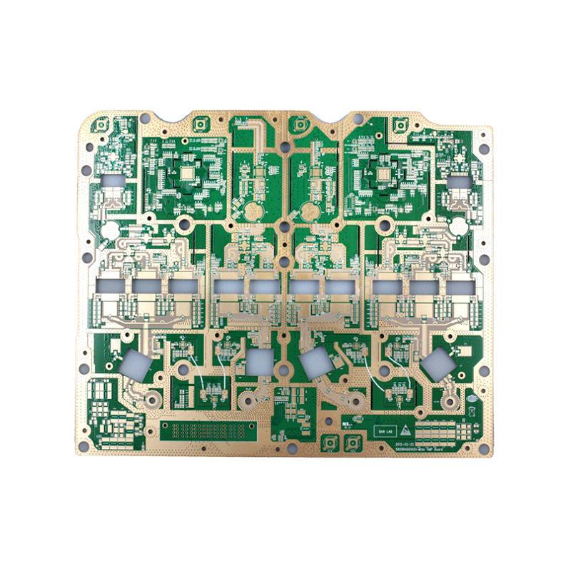 Hybrid PCB