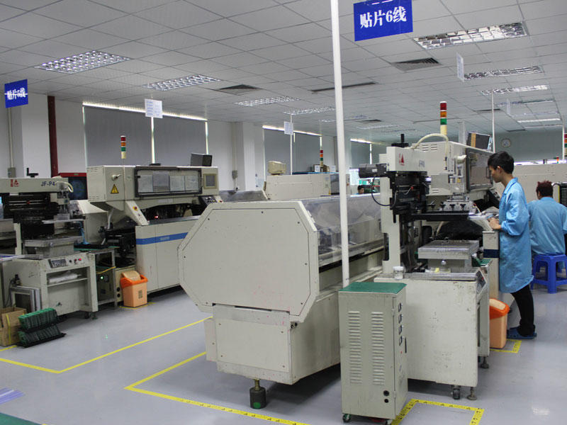 Flexible Printed Circuit Board Assembly-Line
