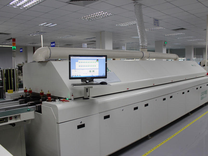 Printed Circuit Board Assembly  Reflow-Soldering
