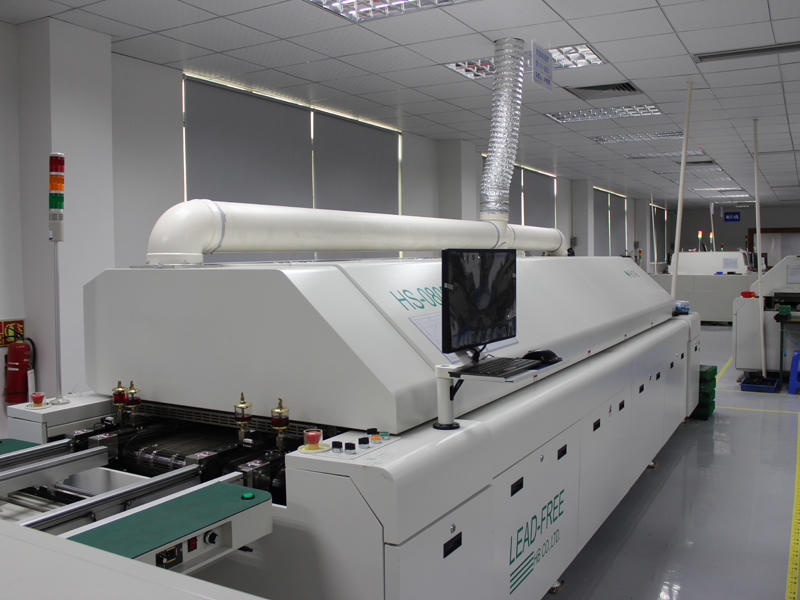 PCB Assembly Reflow-Soldering machine