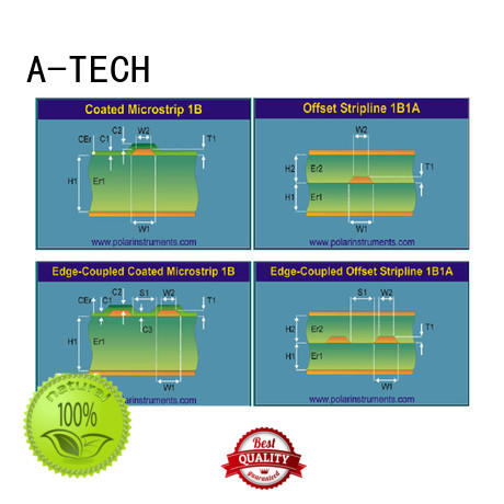 A-TECH plating thick copper pcb durable for sale
