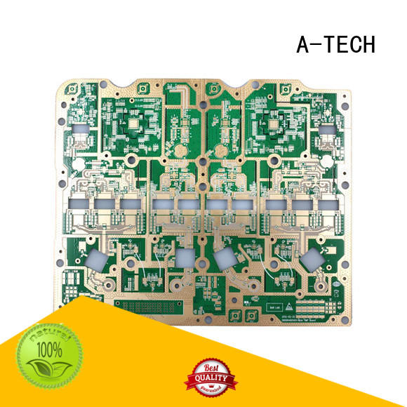 A-TECH routing micro vias pcb hot-sale top supplier
