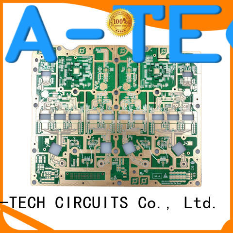 A-TECH routing hybrid pcb best price for sale