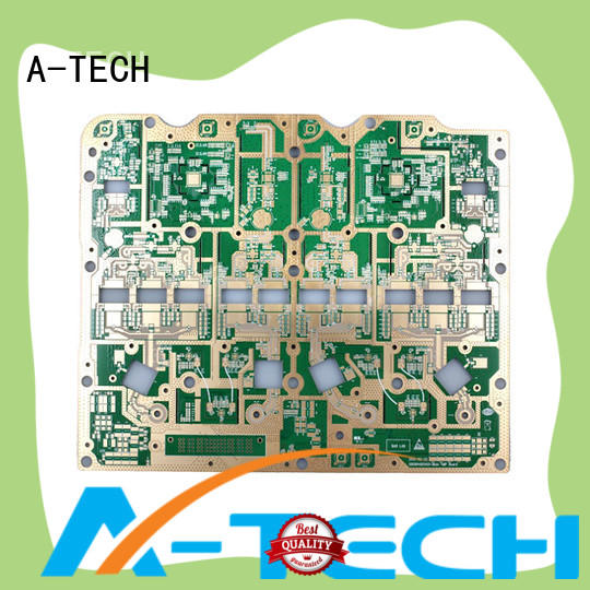 buried thick copper pcb impedance hot-sale for sale