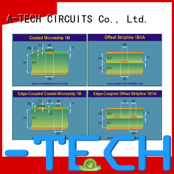 counter sink thick copper pcb durable top supplier