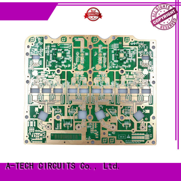 A-TECH impedance vippo pcb durable for sale