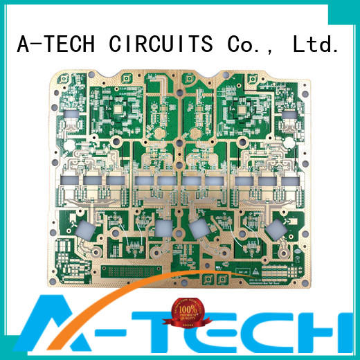 A-TECH buried countersink pcb durable top supplier