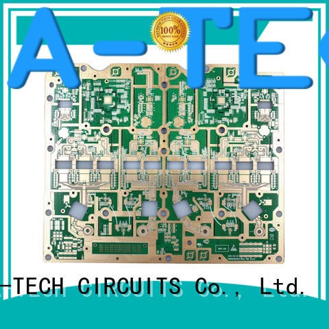 circuit board assembly plated at discount A-TECH