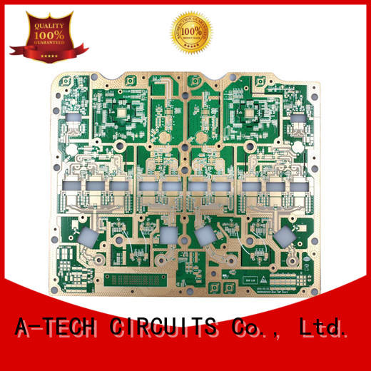 routing edge plating pcb hybrid durable for sale