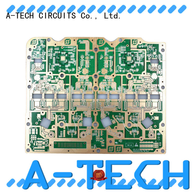 A-TECH control impedance control pcb hot-sale at discount