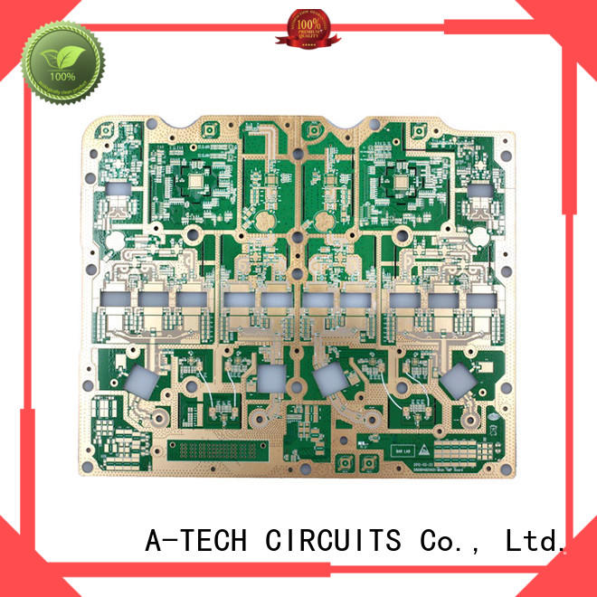 A-TECH thick copper edge plating pcb best price at discount
