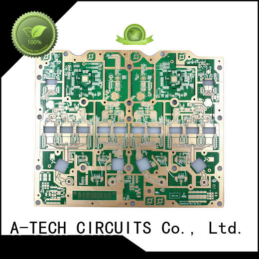 A-TECH edge thick copper pcb durable for wholesale