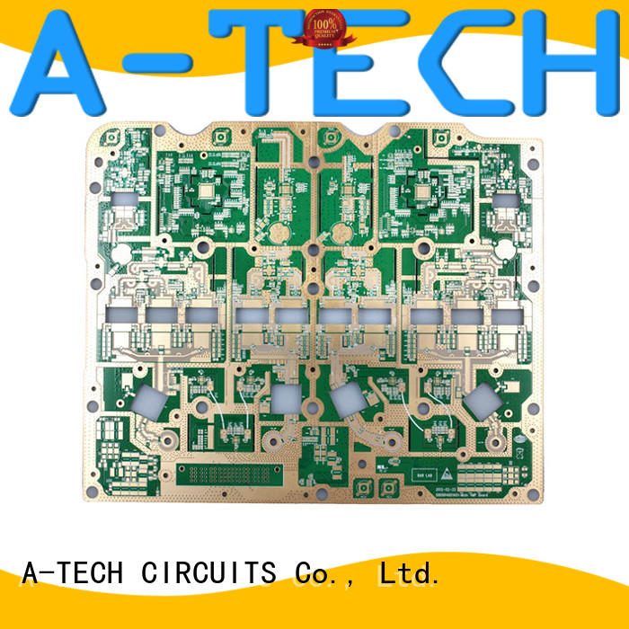 A-TECH fit hole via in pad pcb durable at discount