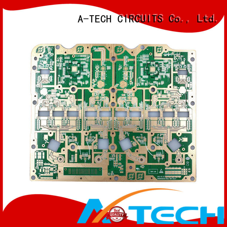 A-TECH plating hybrid pcb hot-sale at discount