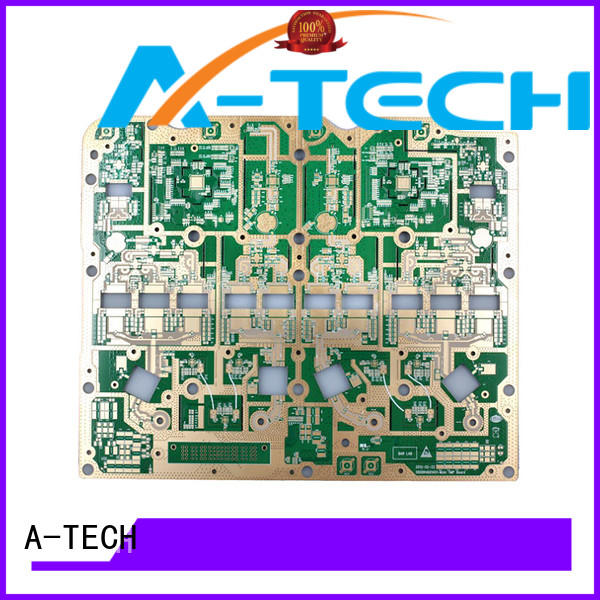 A-TECH thick copper thick copper pcb best price for sale