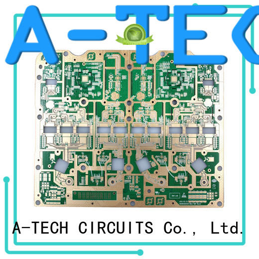A-TECH buried countersink pcb durable for sale