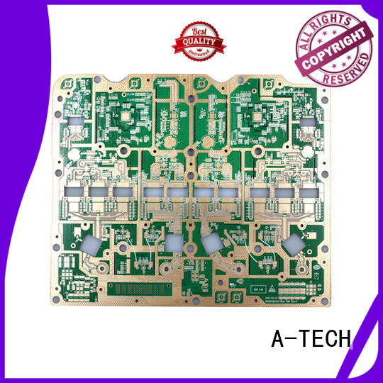 A-TECH plated blind vias pcb durable for wholesale