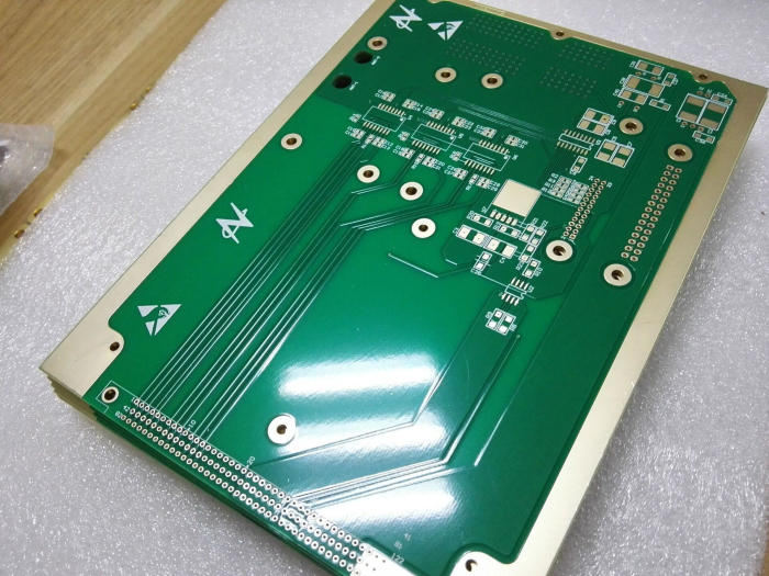 4 layers PCB with ENIG finish
